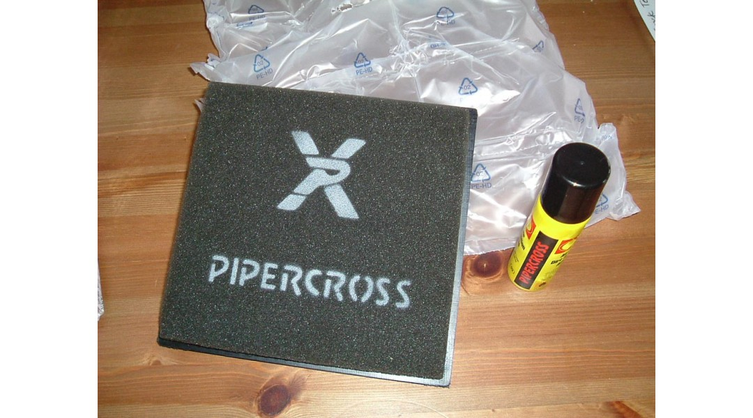 Pipercross Stock Replace...